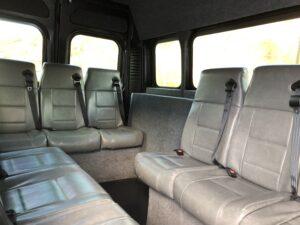 Black Bus Interior 2